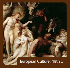 European Culture of Vampires, Witches and Elves