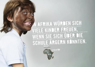 someone thinking for Africans