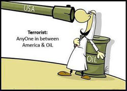Who is a terrorist