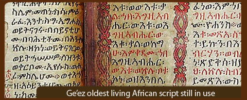 SCRIPTS OF AFRICA - Native Writing Systems of Africa