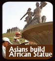 Korean get 28 million for African statue