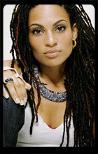 Beautiful African Dreadlocks
