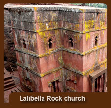 Lalibella Rock Church