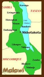 Malawi Slave Routes