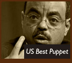 Meles No 1 Puppet in Africa