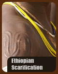 scarification in Ethiopia