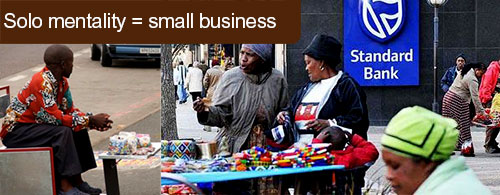 Small Business Small minded