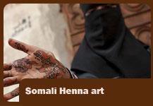 Somali Henna Art