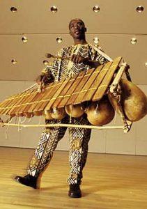 Balafon West African Classical instrument