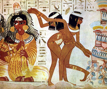 Dancing in Ancient Egypt