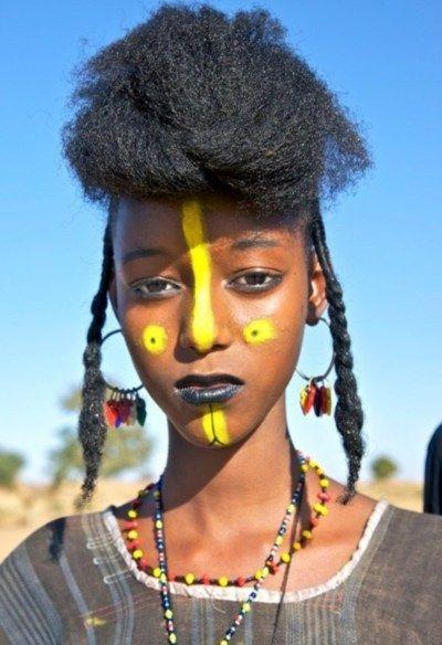 Fulani Woman in Niger
