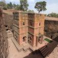 Lalibela Stone church in Ethiopia