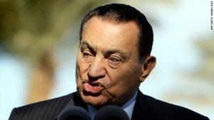 Mubarak of Egypt