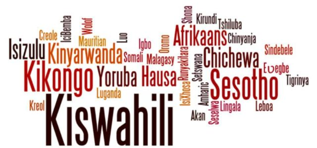 Death of African Languages