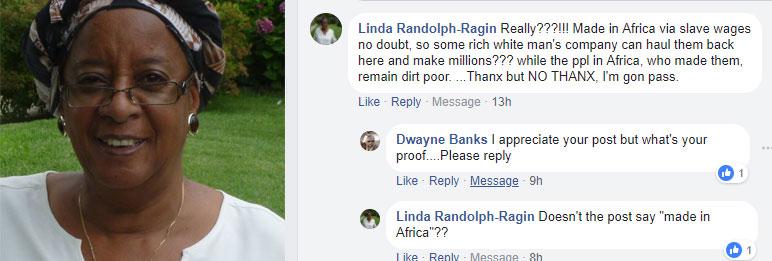 Linda Randolph-Ragin mental slave