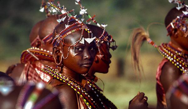 Akan, Zulu, Jola, Xhosa, Maasai, Mursi, Yoruba Rites of Passage