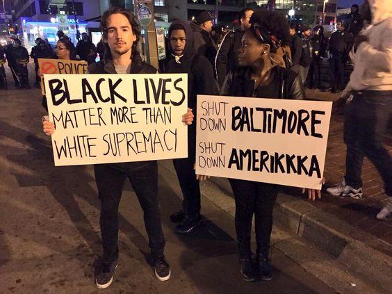 Black Lives Do not Matter