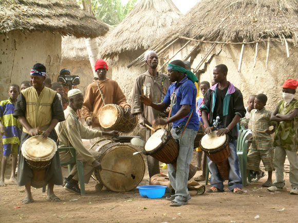 Music in African Traditional Religions