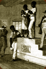 Slaves were not allowed to read