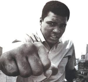Ali a world icon