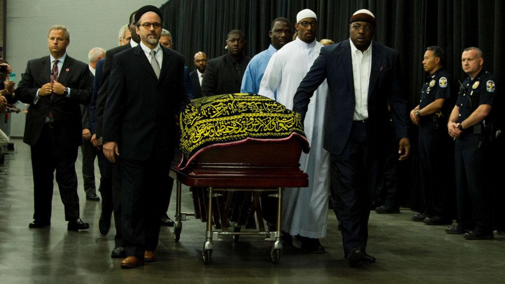 Funeral of Muhammad Ali