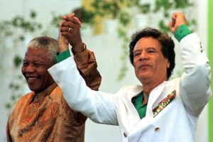 Gaddafi Identified as African more than most Africans