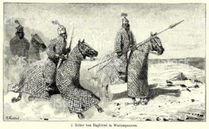 African Muslim Calvary