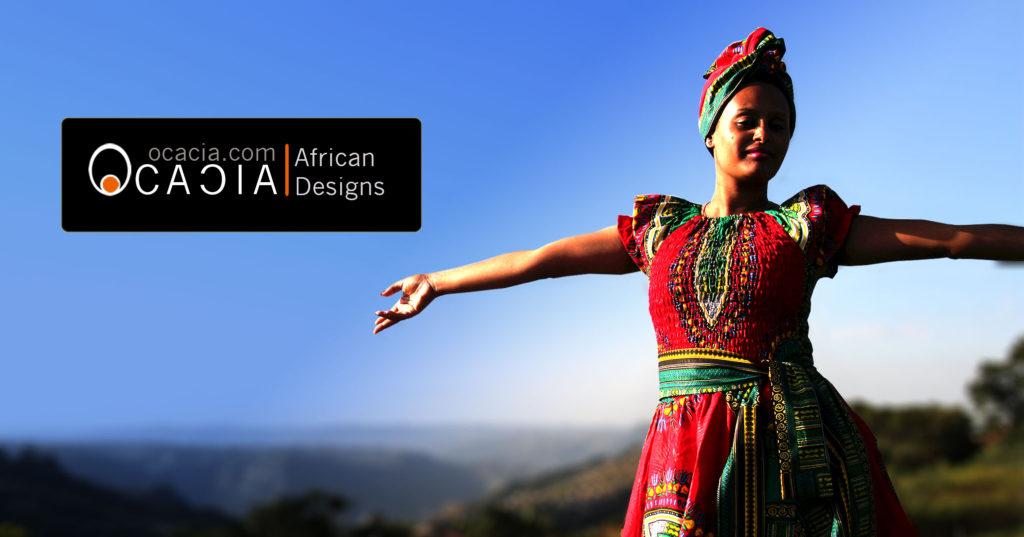 Ocacia Traditional African Clothes