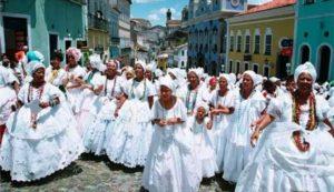 candomble-religion in Brazil African Diaspora