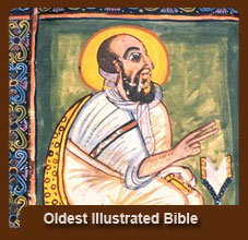 Oldest Illustrated Bible