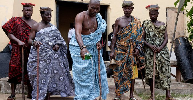 Libation | A Ritual in African Life