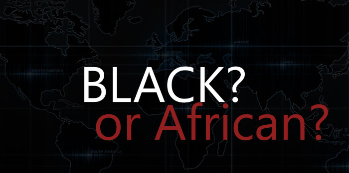 Black or African   We are more than a color