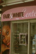 Looking White, bleaching, revlon, etc exemplify the myth that whiteness is best