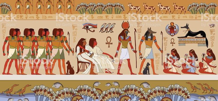 Egyptian Proverbs: Wisdoms of Africa's Past
