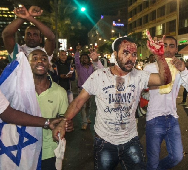 ZIONISM is RACIST WHITE SUPREMACY